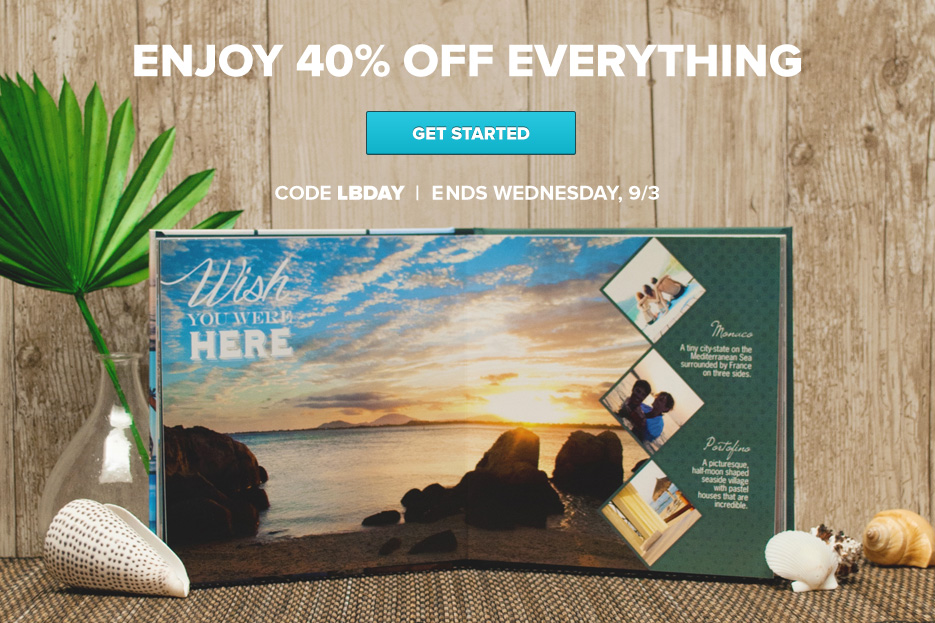 Enjoy 40% off everything with code LBDAY   -   Ends 9/3 at 11:59pm pdt