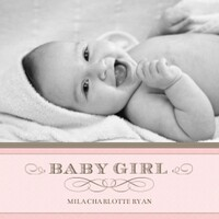 Classic Baby Girl