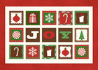 Scrapbook Holiday Patchwork