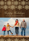 Rustic Holiday Wishes