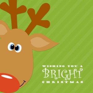 Happy Rudolph