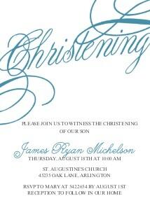 Baptism christening invitations christening script by mixbook christening script m4hsunfo