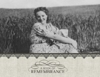 Remembrance Book