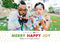 Merry Happy Joy by Studio Calico
