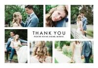 Wedding Thank You Cards - Custom Wedding Thank You Notes | Mixbook