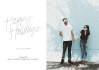 Happy Holidays By Almost Makes Perfect (Copy)