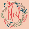 Noel Card by Bonnie Christine