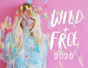 Wild & Free Photo Book by Hello!Lucky