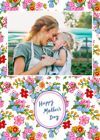 Mother's Day Flower Power