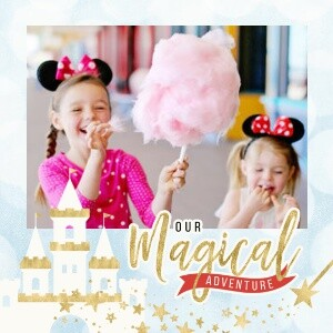 A Magical Adventure Photo Book