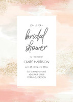 Painted Bridal Shower