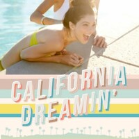 California Dreaming Travel Book by Hello Lucky