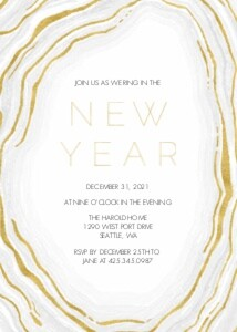Geode New Years Party