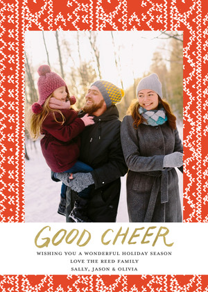 Good Cheer By Molly Hatch