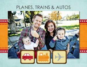 Planes, Trains & Autos