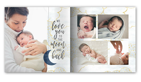 baby photo books and albums create a baby memory book mixbook